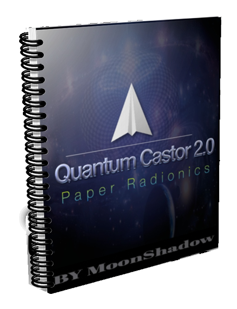 Quantum Caster 2.0 (Powerful Paper Radionics Device)