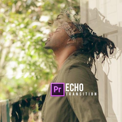 swaygfx™ - Echo Transition ( Adobe Premiere Pro Preset )