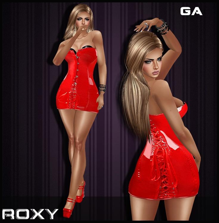 Roxy Dress GA