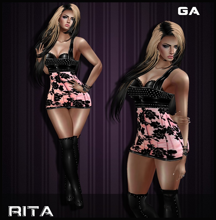 Rita Dress GA