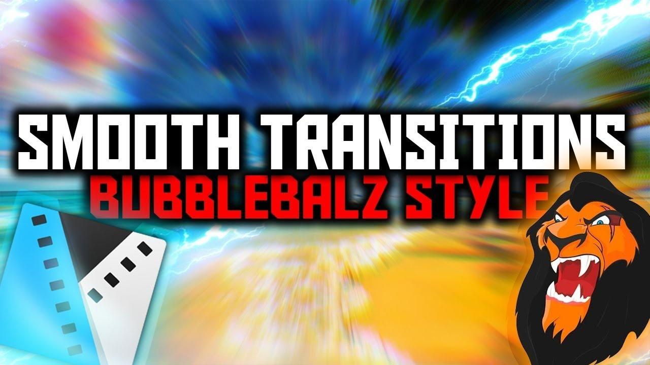 BubbleBALZ Transitions Premium Pack for Sony Vegas