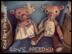Love Needed ePattern