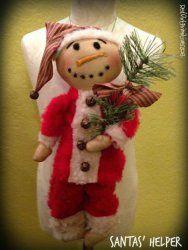 Santa's Helper ePattern