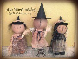 Little Stump Witches