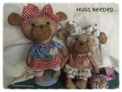 Hugs Needed ePattern
