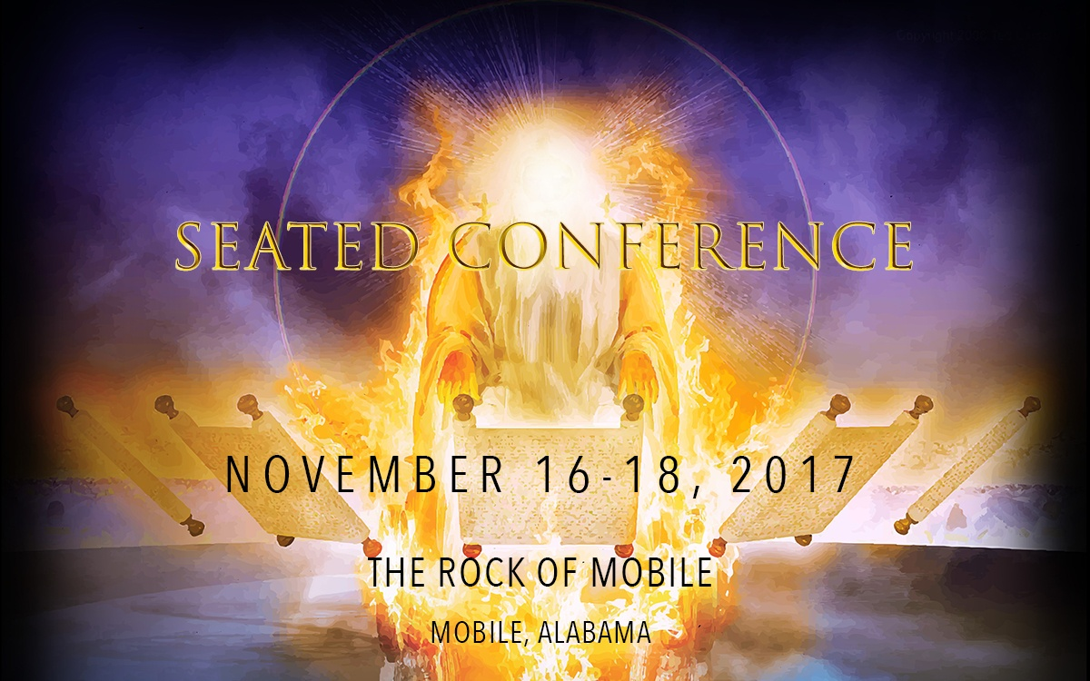 Seated Conference MP3