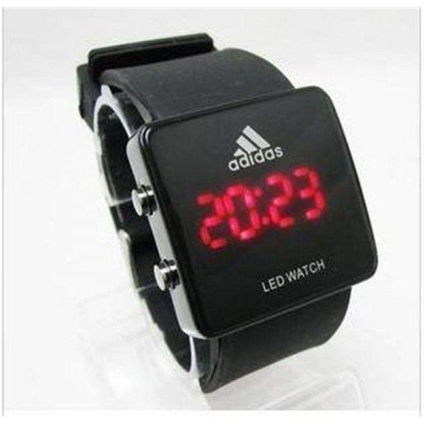 Купить китайские электронные наручные часы из