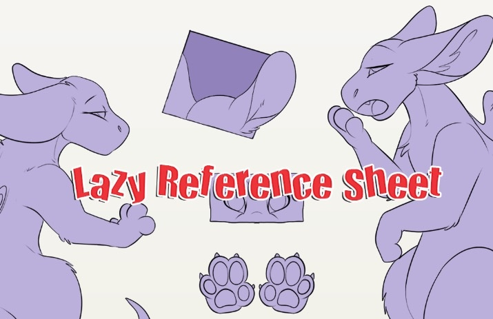 Lazy Tired Dutch Reference Sheet