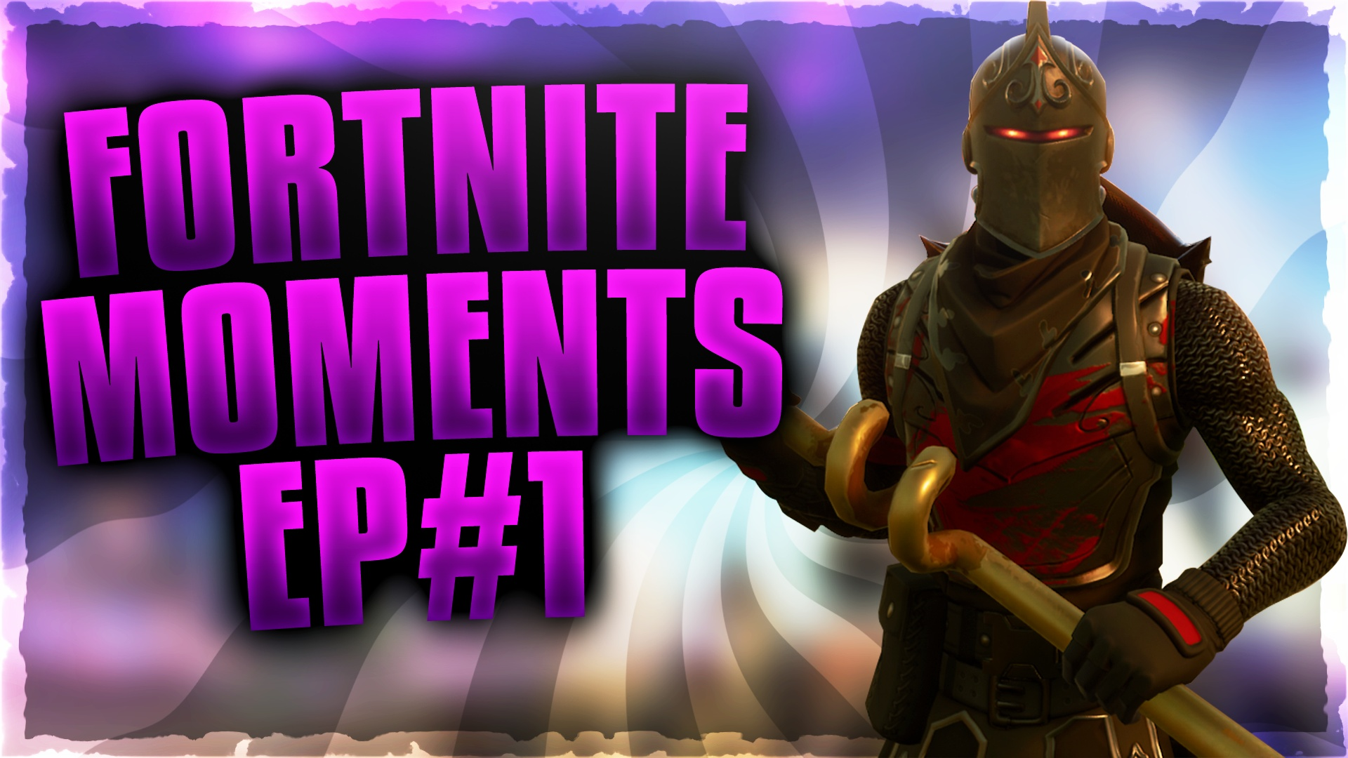 Fortnite Thumbnail Template Pack