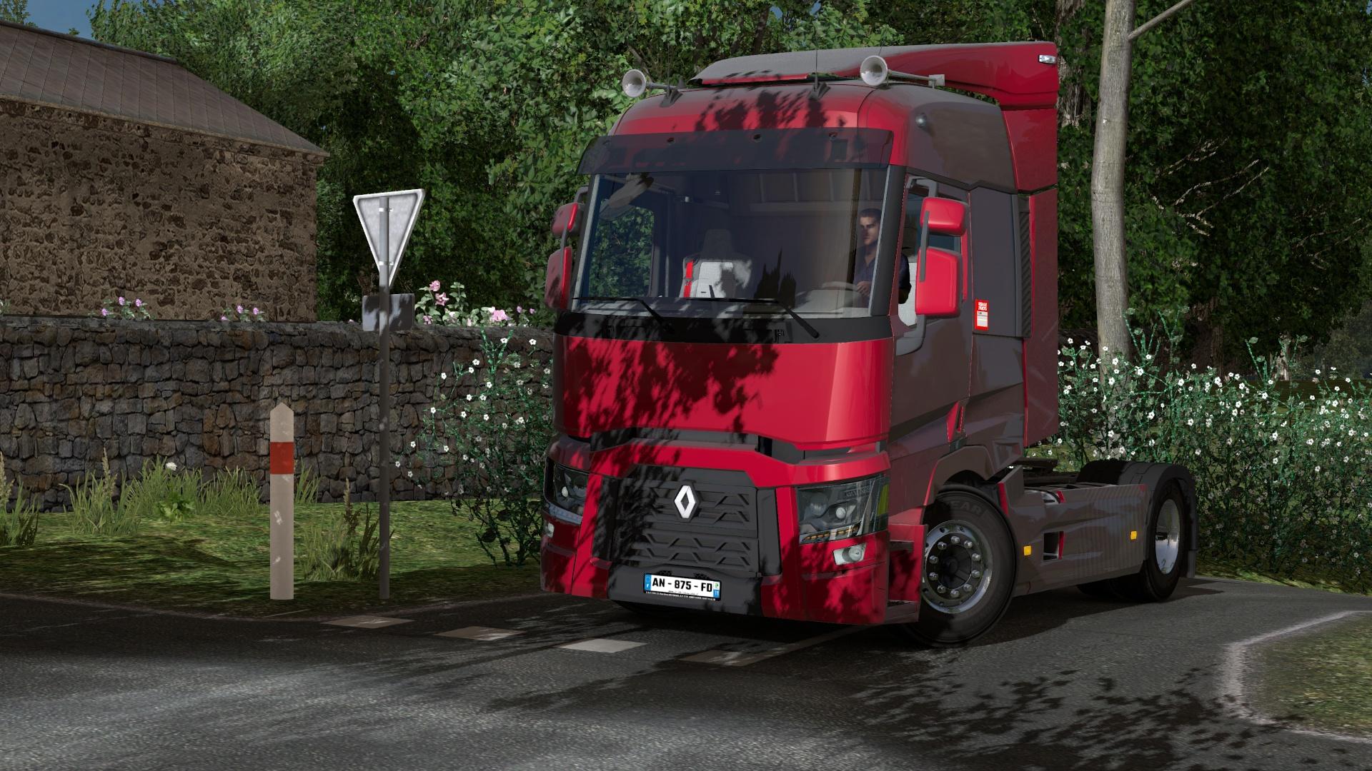 Renault T Edit