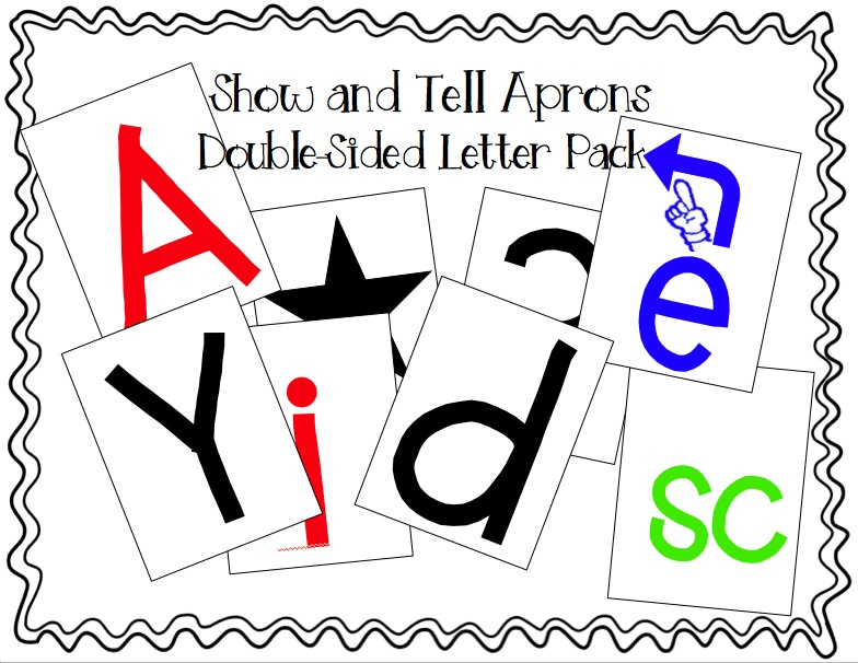 Double-Sided Letter Cards