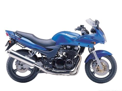 KAWASAKI ZR-7S MOTORCYCLE SERVICE REPAIR MANUAL