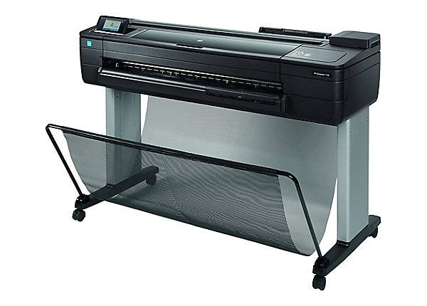 HP DesignJet T730, T830 Multifunction Printer Service Repair Manual