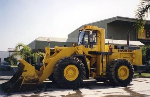 KOMATSU WA600-1L WHEEL LOADER SERVICE REPAIR MANUAL + OPERATION & MAINTENANCE MANUAL