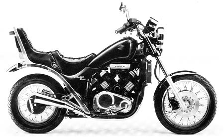 1984 SUZUKI GV700GL MADURA MOTORCYCLE SERVICE REPAIR MANUAL