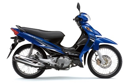 SUZUKI FL125S, FL125SD, FL125SDW MOTORCYCLE SERVICE REPAIR MANUAL 2007-2013 DOWNLOAD