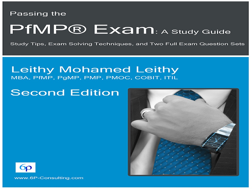 Passing the PfMP® Exam: A Study Guide