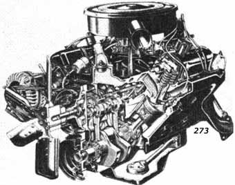 Chrysler 273-V8 Engine Overhaul Manual
