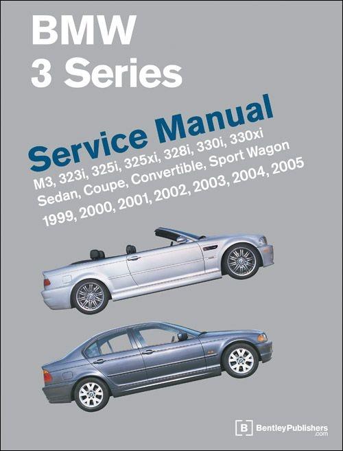 BMW 3 Series E36 Service Repair Manual 1992-1998