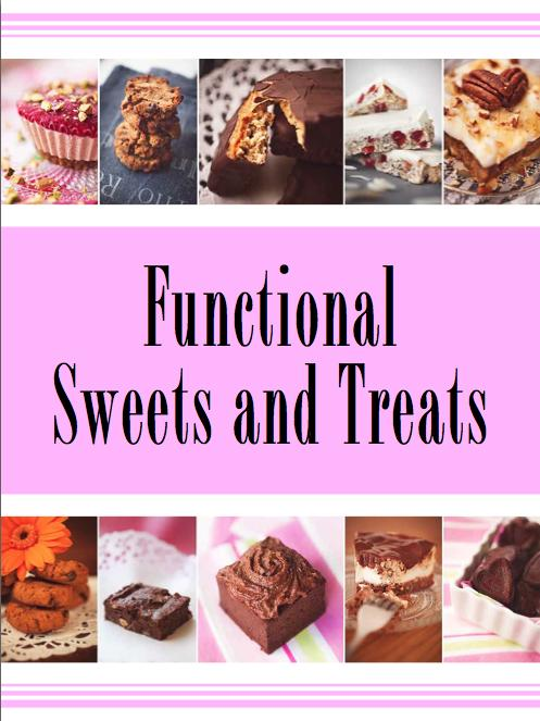 Functional Sweets And Treats