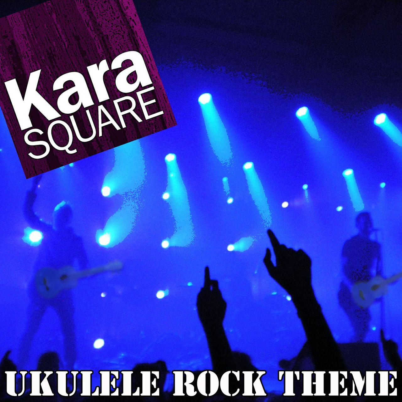 License/Zip Pack - Project Budget $501-2000 Ukulele Rock Theme