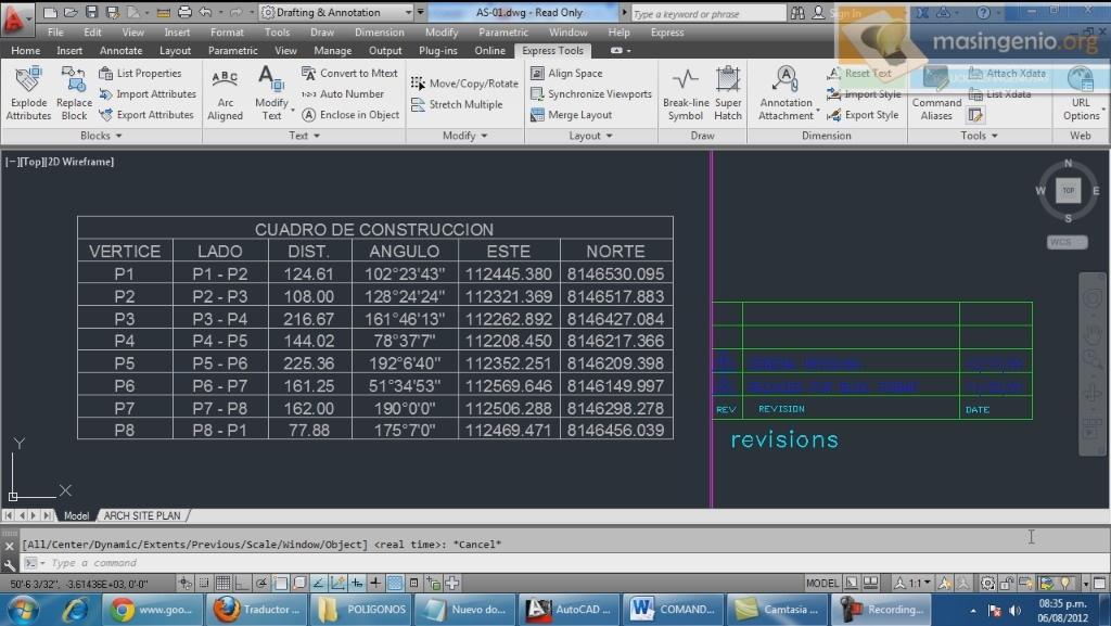 Convertir archivos dwg de autocad a kmz de google eart for Dwg to kmz converter