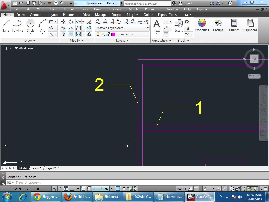 Autocad tutoriales tips y trucos for Convert dwg to kmz