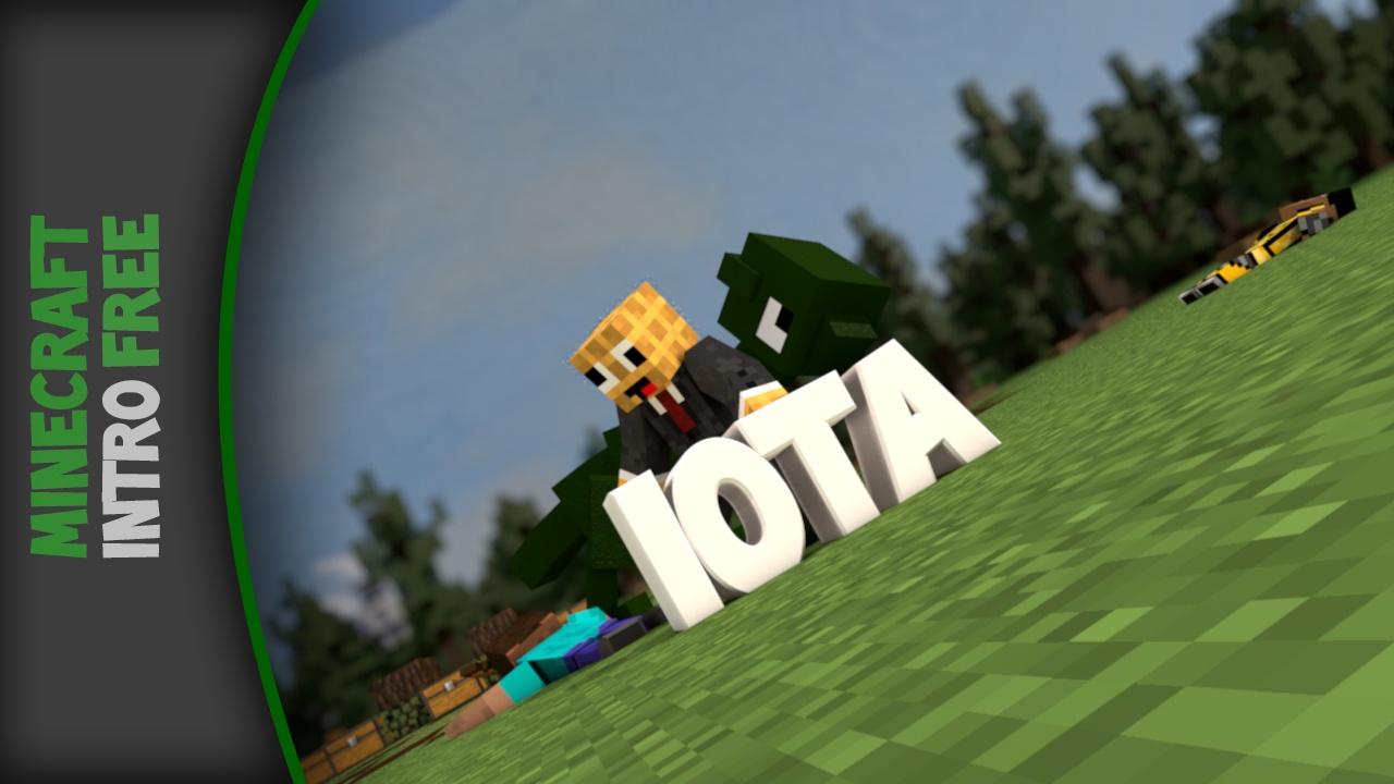 iota's FREE minecraft template!