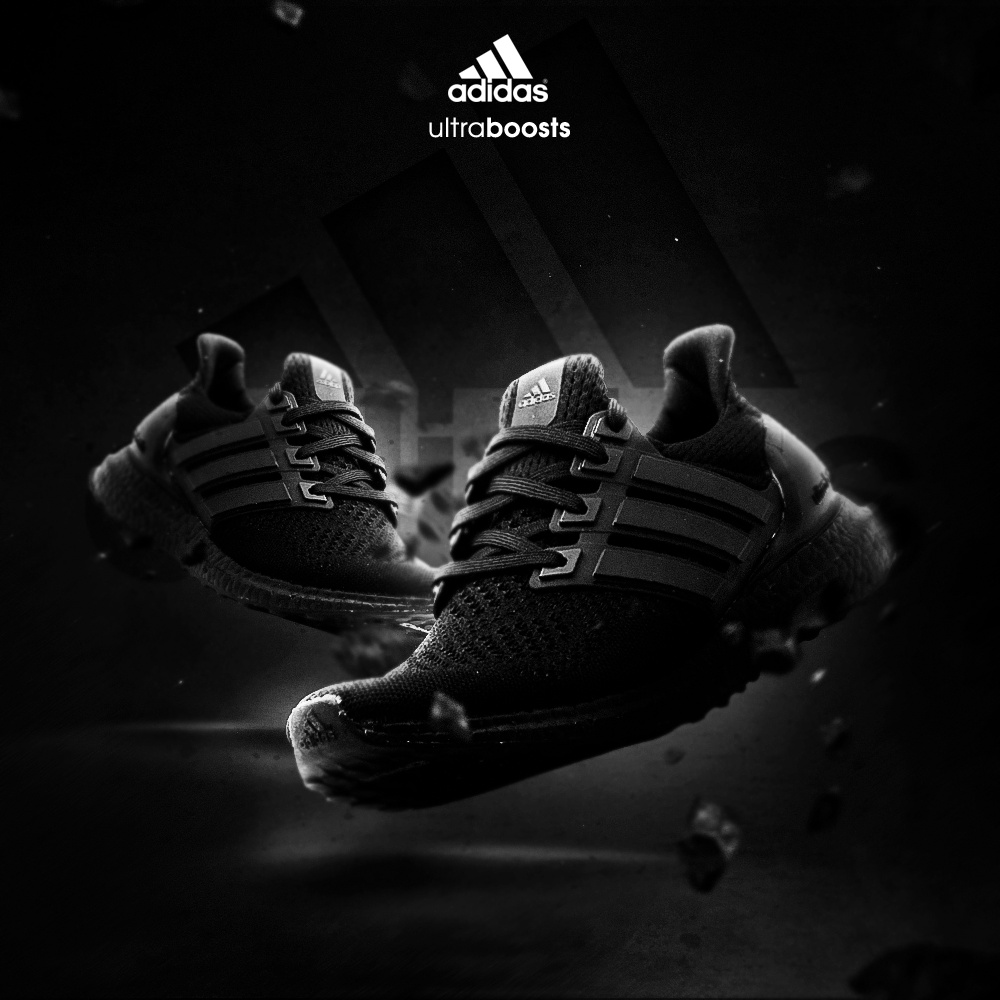 ADIDAS ADVETISEMENTS PSD V1