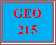 GEO 215 Week 3 Culture Essay