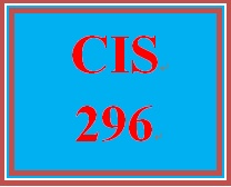 CIS 296 Week 1 Individual Information Security Case Study