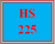HS 225 Week 4 Case Management Workbook, Assignment 4