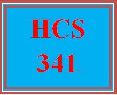 HCS 341 Week 2 Emerging Trends Case Study