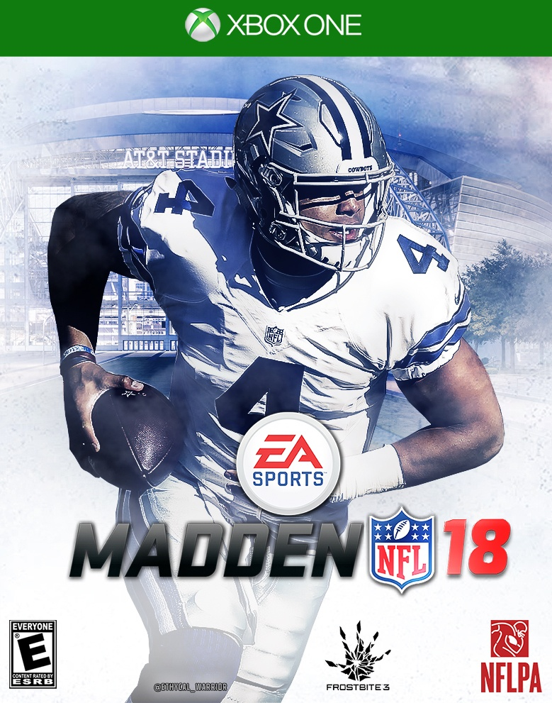 Madden 18 2018 NFL Draft/Offseason Roster Update for Xbox One / One X