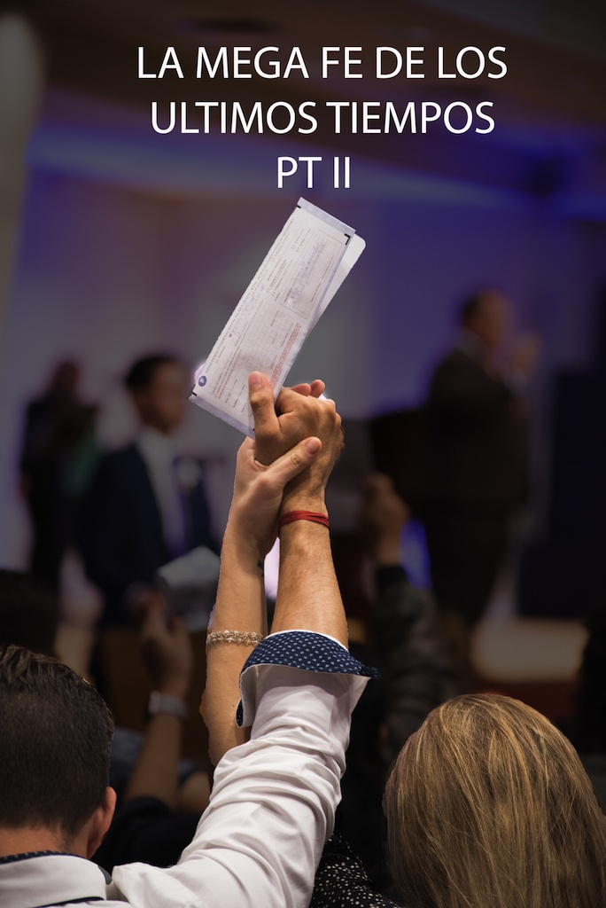 MEGA FE PT2- Pastor Tommy Acosta