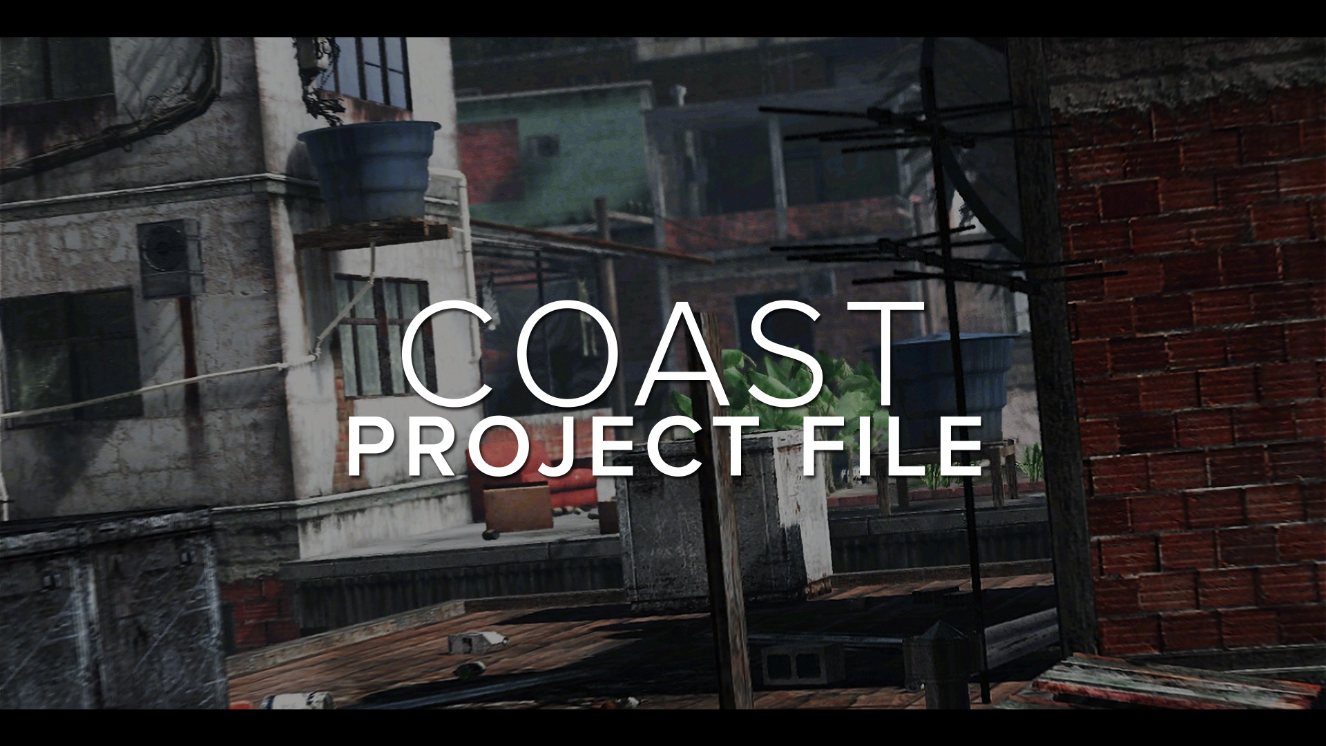 COAST - Project File.