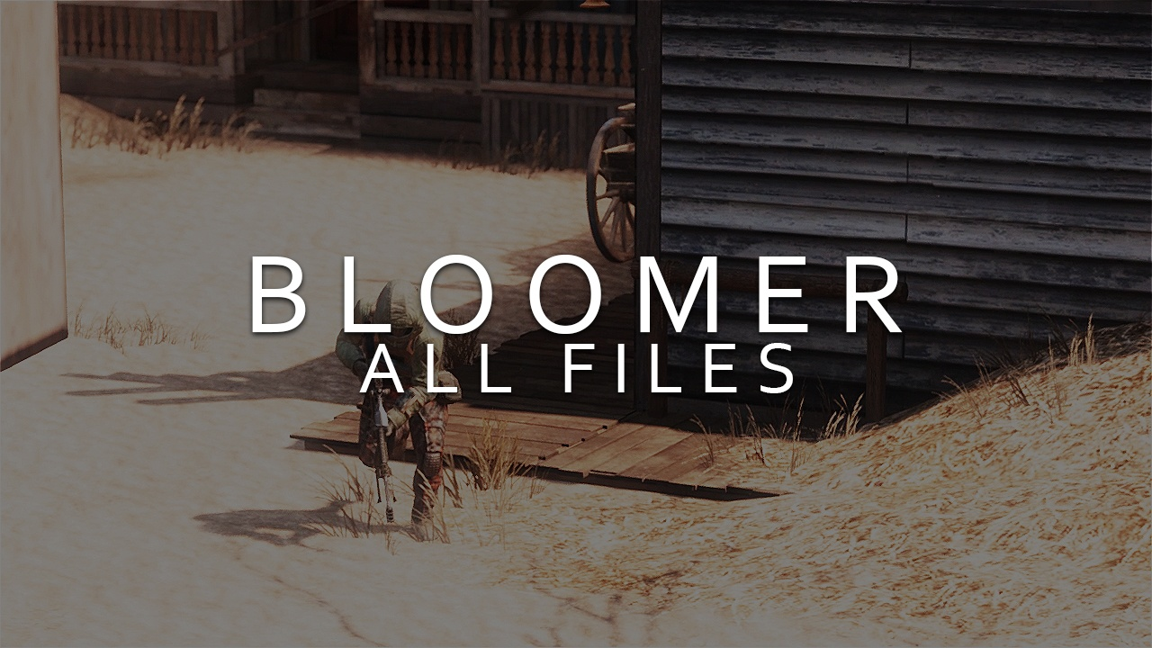 BLOOMER - All Files