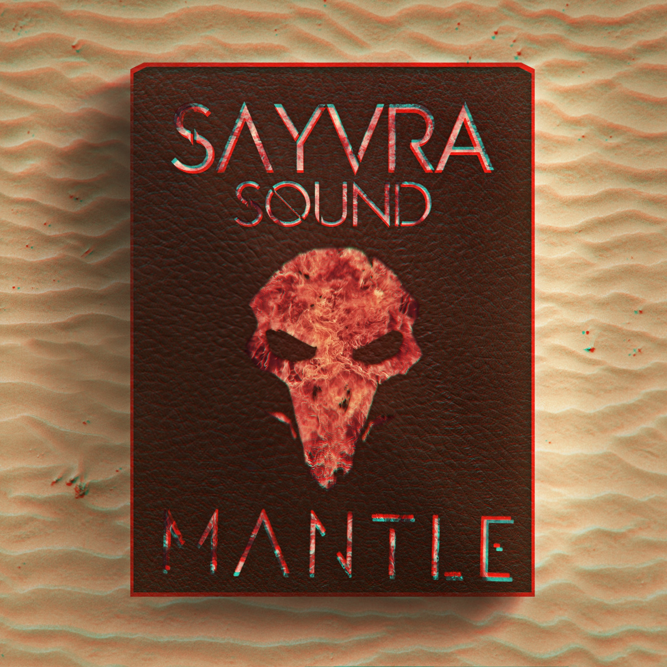 Sayvra - 'Mantle' (HUGE SERUM PRESET/SAMPLE PACK)