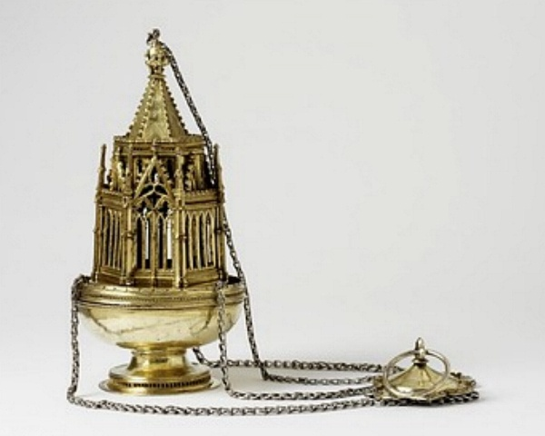 Thurible Basics: Thurifer's Office and Thurible's Parts