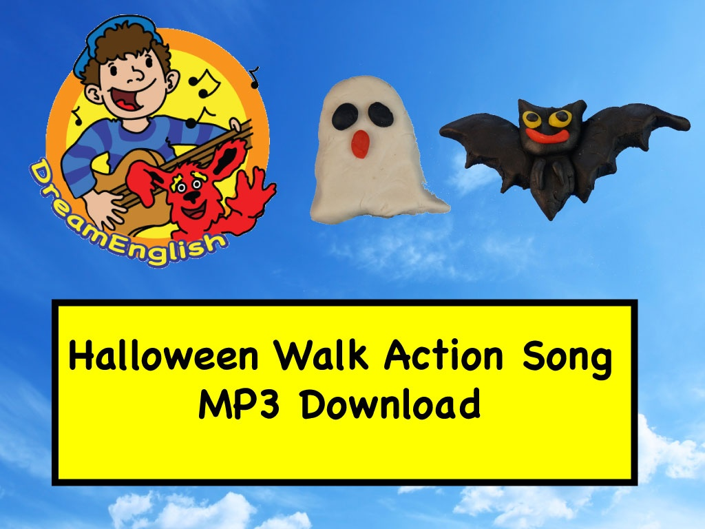 Halloween Walk Action Song MP3 Download