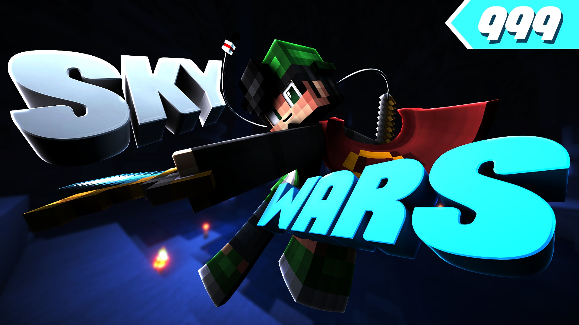 - [Minecraft] YouTube Thumbnail -