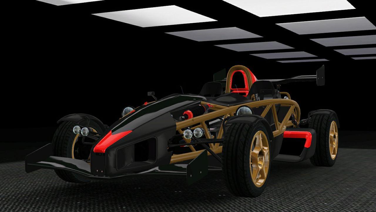 2008 Ariel Atom 500 V8 for The Sims 3