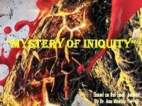 Mystery of Iniquity Part 1