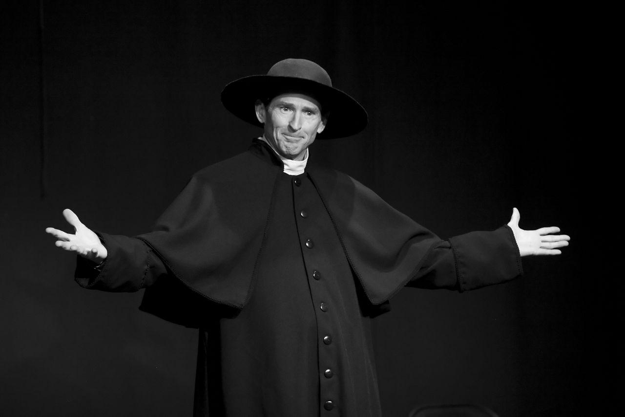 Father Tim Comedy Radio Clips