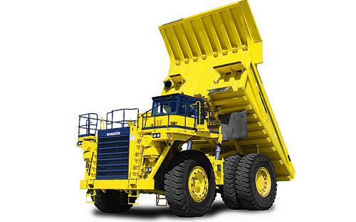 Komatsu HD1500-7 Dump Truck Service Shop Manual(80001 and up)