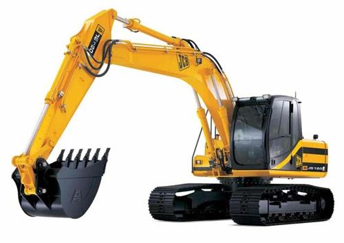 JCB JS115 - JS180 Tracked Excavator Service Repair Manual Download