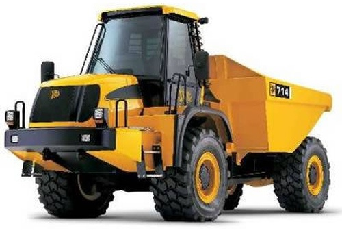 JCB Articulated Dump Truck 714 718 Service Repair Manual Download