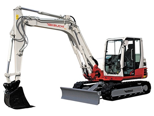 Takeuchi TB285 WE-TB285-D Hydraulic Excavator Service Repair Workshop Manual(S/N:185000001 & Above)