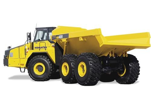Komatsu HM400-1L Articulated Dump Truck Service Shop Manual(A10001 and up)