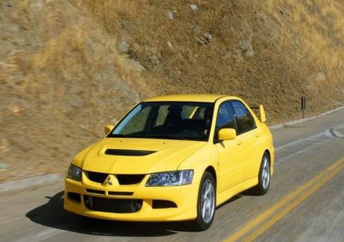 2003-2005 Mitsubishi Lancer Evolution 8 9 Service Repair Manual Download